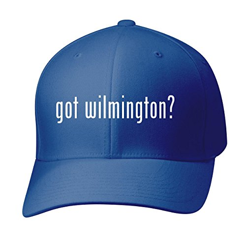 BH Cool Designs Got Wilmington? - Baseball Hat Cap Adult, Blue, Large/X-Large