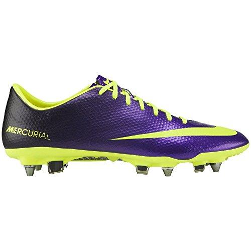 Foot De Sport Bottes Violet Trainer Chaussures Sg Volt Electro Mercurial Ix Vapor Noir Nike wHYAZZ