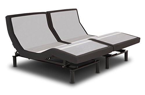 UPC 602401727922, Prodigy 2.0 Adjustable Split King Bed Set Sleep System Leggett & Platt, With Luxury 14 Inch Plush GEL Tech Memory Foam Mattress (manufactured by gelfoambed)