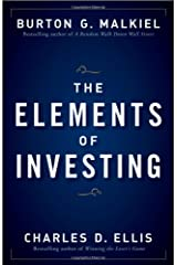 The Elements of Investing Hardcover