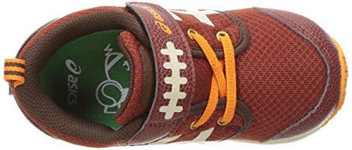US Boys' ASICS TS Football Yard Toddler Brown Running School M Shoe Cream 7 UBqxU4PO