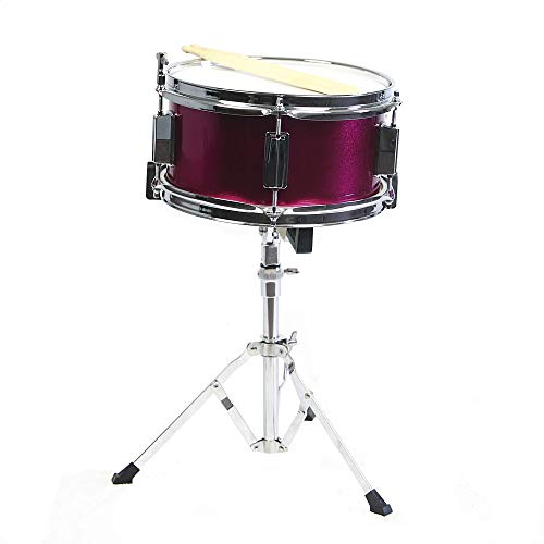 GP Percussion GP50MPK Complete Junior Drum Set (Pink, 3-Piece Set) by GP Percussion (Image #4)