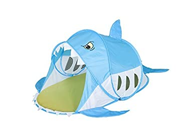Kidu0027s Pop Shark pop up play tent by Kids POP animal pop up play tent  sc 1 st  Amazon.com & Amazon.com: Kidu0027s Pop Shark pop up play tent by Kids POP animal ...