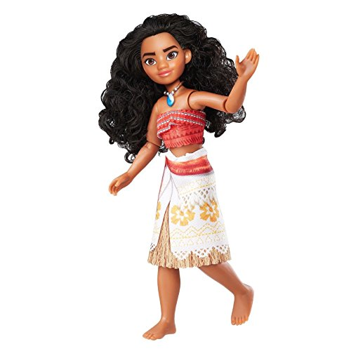 Moana Of Oceania Adventure Doll (Polly Harry Pocket Potter)