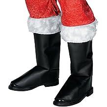 Rubie's Men's Deluxe Santa Boot Tops