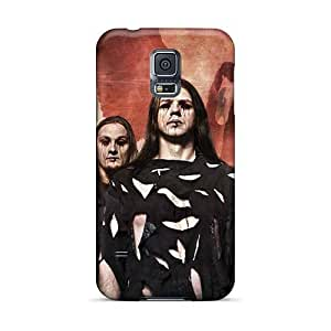 Best Hard Cell-phone Cases For Samsung Galaxy S5 (XZf1089SwAr) Unique Design High Resolution Eternal Tears Of Sorrow Band EToS Series