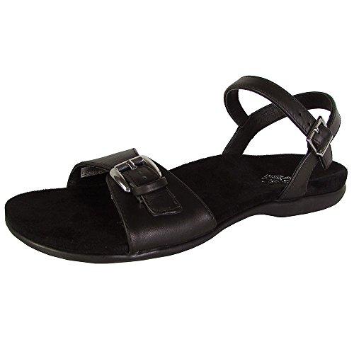 Leather Back Strap Sandal - 4