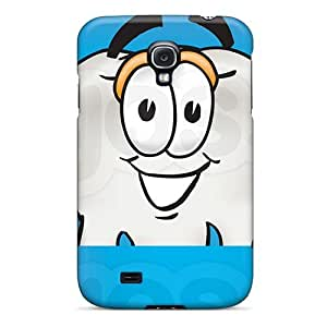 Cute Appearance Cover/tpu Tooth Case For Galaxy S4