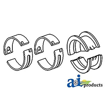 Amazon Com 70230005 Shim Set Main Bearing Fits Allis Chalmerswcwd
