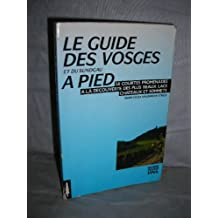 Le Guide Des Vosges et du Sundgau a Pied