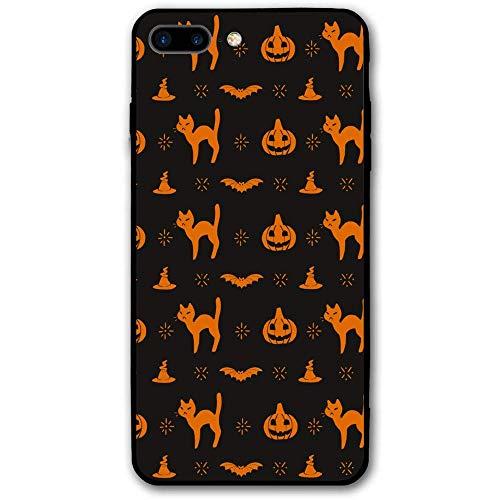 Halloween Pumpkin Wallpaper Cute Print Case for iPhone