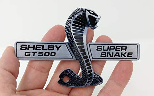ZIC Motorsports Shelby GT500 Super Snake Heavy Duty Metal Magnet - 4
