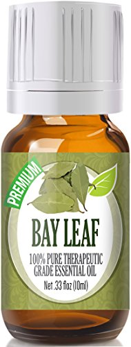 Bay 100  Pure  Best Therapeutic Grade Essential Oil   10Ml