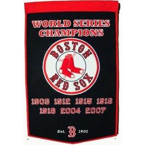 - MLB Boston Red Sox Dynasty Banner
