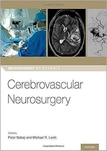 Cerebrovascular Neurosurgery (Neurosurgery by Example) - Original PDF