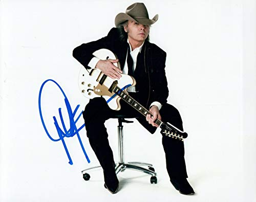 Dwight Yoakam Signed Autographed 8x10 Photo Country Music Singer COA from Unknown