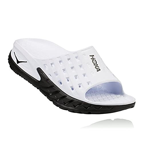 Women's Ora Recovery Slide (7 Black/Anthracite)