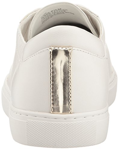 ... Kenneth Cole New York Womens Kam Mote Sneaker Rød / Brun ...