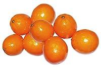 Artificial Oranges for Decoration - Set of 8