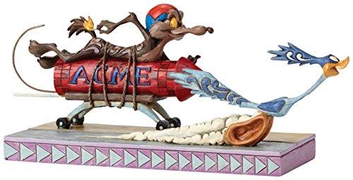 Enesco 4049387 Looney Coyote Figurine