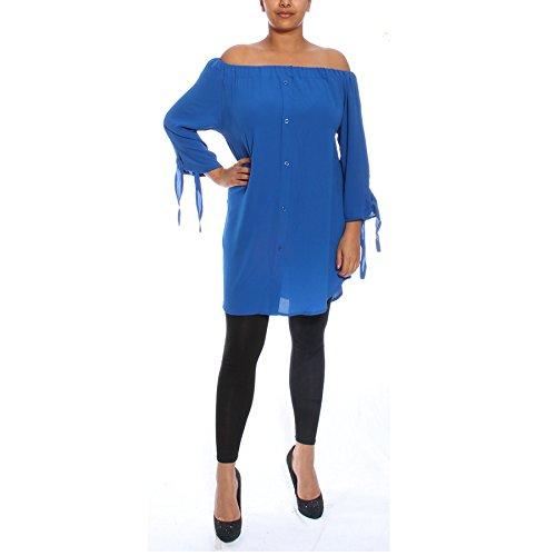 Candy Clothing - Camisas - para mujer azul real