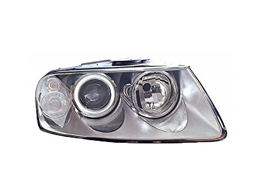 Volkswagen Touareg 04 - 07 Halogen Head Light Lamp 7L6 941 018 Bk Vw2503132 Rh (Touareg Headlight Assembly compare prices)