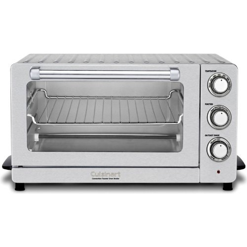 Cuisinart TOB-60N Toaster Oven Broiler with Convection DISCONTINUED BY MANUFACTURER (Cuisinart Toaster Classic compare prices)