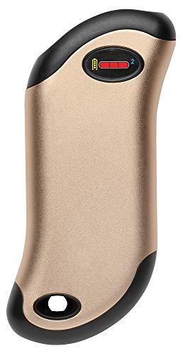 Zippo Heatbank 9s Plus Champagne Rechargeable Hand Warmer