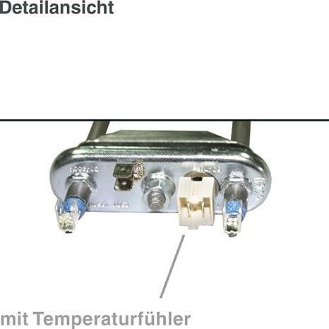 daniplus – REsistencia de calefacción, 1950 W, 230 V, con sensor ...