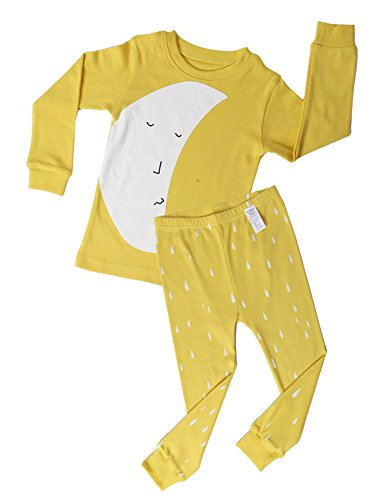 UniFriend Premium COTTON Little Set Moon