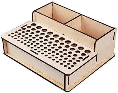 KINGDUO DIY Automontado RC Modelo de Herramienta Caja Destornillador Caja de Almacenamiento de la Caja de Agarre Paquete Plier Soporte-102: Amazon.es: Hogar