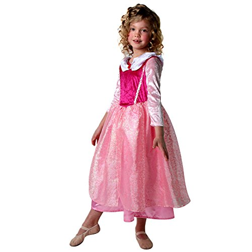 Storybook Wishes Pink Sleeping Beauty Dress Size 6/8 (Sleeping Beauty Costumes For Girls)