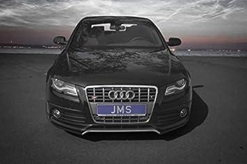 JMS Race Look Frontal Alerón Labio para Audi A4 B8 con Forma de S Line: Amazon.es: Coche y moto