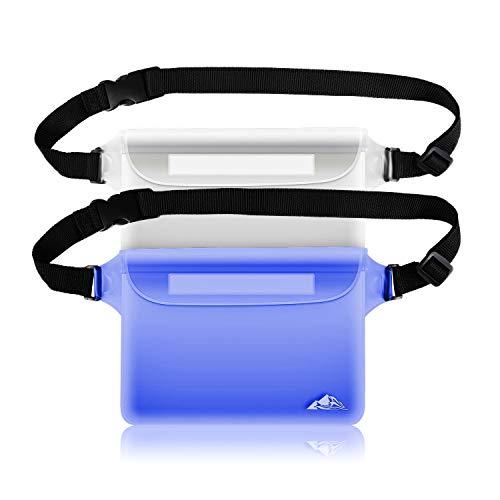 HEETA 2-Pack Waterproof Pouch