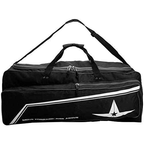 All-Star Deluxe Pro Catchers Bag Black