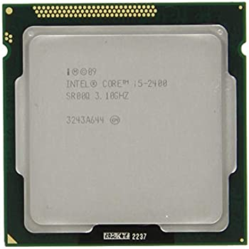 Intel Core i5-2400 Quad-Core Processor 3.1 GHz 6 MB Cache LGA 1155 - BX80623I52400 (Certified Refurbished)