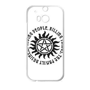Zero supernatural tattoo Phone Case for HTC One M8