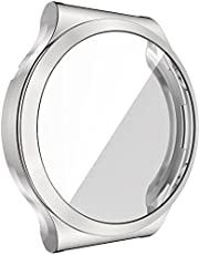 Full Protection Cover for Huawei Smart Watch GT2 Pro - Silver