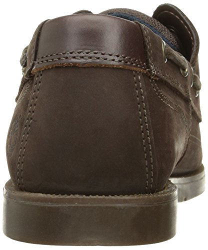 Pictures of Timberland Men's Piper Cove Fg Boat TB0A1G8CD47 Chocolate Chamois 8