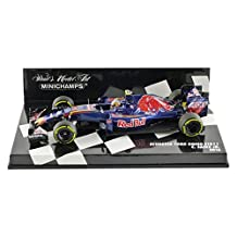Scuderia Toro Rosso Carlos Sainz 2016