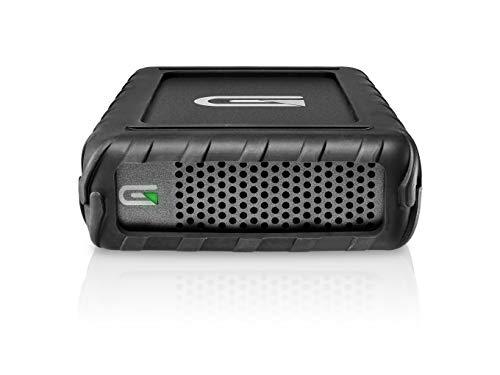(Glyph BlackBox Pro 3TB External Hard Drive 7200 RPM, USB-C (3.1,Gen2) BBPR3000)