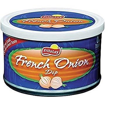 Frito Lay DIP, Francés cebolla, 8,5 oz, (Pack de 3): Amazon ...