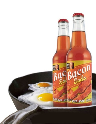 - Bacon Soda 6 Pack