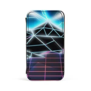 80s video game Premium Faux PU Leather Case Flip Case for Apple? iPhone 4 / 4s by Nick Greenaway + FREE Crystal Clear Screen Protector