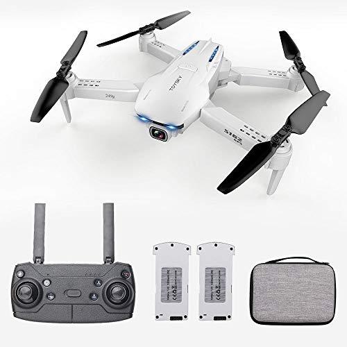 Goolsky- S162 RC Drone con Cámara GPS Ajustable Gran Angular 4K 5G WiFi Foto de Gesto Vídeo MV FPV RC Quadcopter Sígueme…