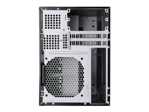 SilverStone Technology Premium Mini-ITX / DTX Small Form Factor NAS Computer Case, Black (DS380B) by SilverStone Technology (Image #4)