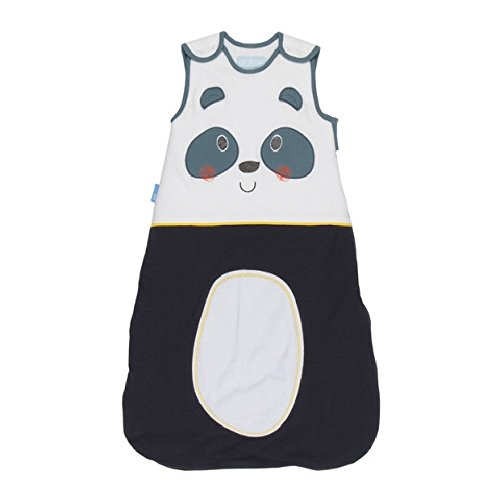 The Gro Company Grobag Panda-Monium Sleeping Bag, 2.5 Tog, 0-6 Months GRPRB AAA4216