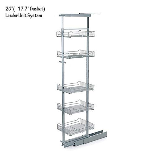 Five Basket Pull Out Pantry - Thaweesuk Shop 20
