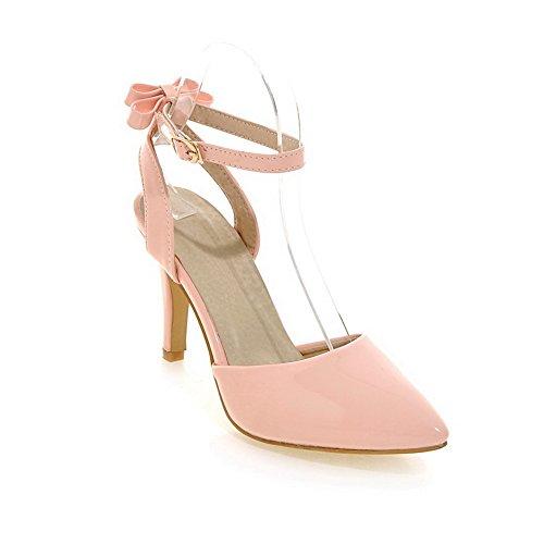 Sandali Rosa 35 Zeppa con EU BalaMasa Pink Donna daYIEnF