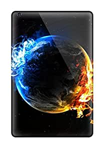 Series Skin Cases Covers For Ipad Mini(fire And Ice)